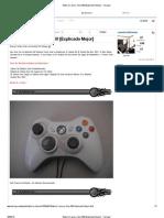 Bateria Casera Xbox 360 [Explicado Mejor] - Taringa!