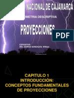 PROYECCIONES AG2011