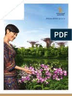 Singapore Airlines Annual Report 1213