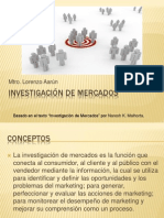 Investigacion de Mercados 01