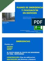 Plan Emergencia Edificio