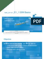 GSM Basics