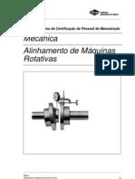 Alinhamento de Máquinas Rotativas - SENAI