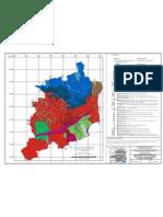 Mapa Geologico da Região Metropolitana Expandida de Belo Horizonte e Localização das Pedreiras (2006)