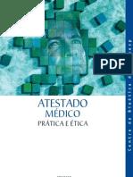 Atestado Medico Pratica Etica Livro Cremesp