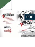 PROGRAMACIÓN ARAGUA LARA CARABOBO PORTUGUESA 1