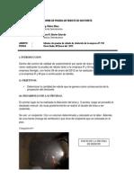 Informe de Rebote R y M 09-01-12