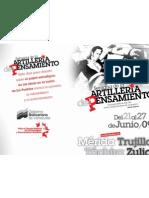 PROGRAMACIÓN MERIDA TRUJILLO TACHIRA ZULIA 1