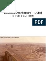 Essential Architecture - Dubai