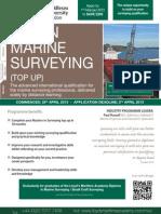 FLP2288HA101 MSc in Marine Surveying Website
