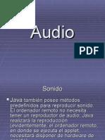 Audio en Java