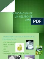 Elaboracion de Un Helado1121