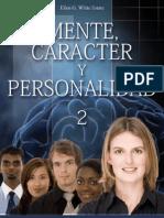 EGW MenteCaracterYPersonalidad II
