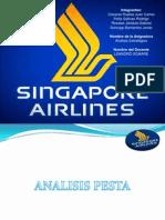 Presentacion Singapur Airlines