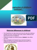 childhoodSummary2.ppt