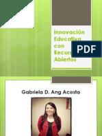 (2) GABY ANG Innovación Educativa con Recursos Abiertos