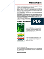 SCE EspCablesyFibrayConectoresFURUKAWAsolucoes Espanhol