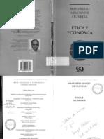 ética e economia - manfredo araújo de oliveira
