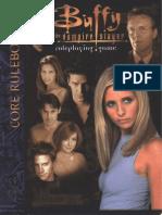 Buffy - RPG Core Rulebook