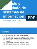 Análisis y Modelado de Sistemas de Información