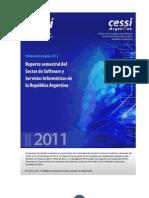 OPSSI_ReporteSemestralSectorSoftware_2semestre2011