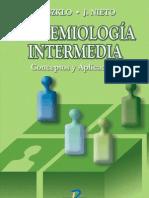 Epidemiologia Intermedia Conceptos y Aplicaciones Szklo Amp Nieto