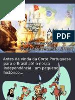 BR_ Processo de Independência do Brasil - 1789 a 1822