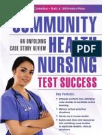 Community Health Nursing Test Success Ancillary