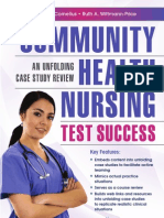 Community Health Nursing Test Success Ancillary