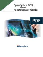 A Preprocessor Manual
