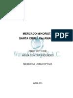 m.d de Agua Contra Incendio (02.06.13)