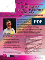 QueerOntario GregPavelich EducationPublic Forum