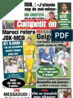 Competition Sport Du 08-09-2013