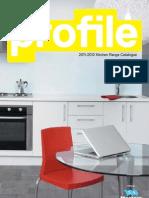 Profile Range Brochure FSC Free