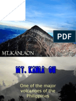 Mt. Kanlaon Presentation
