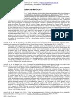 Mucosal Lichen Planus Research Update 23 March 2012(1)