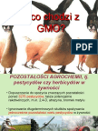 O co chodzi z GMO
