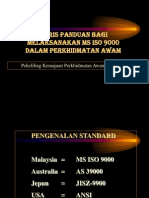 MS ISO 9000