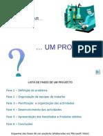 Como Fazer Projectos