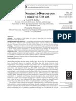 Articles Arnold Bakker 159