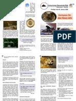 Predigtskript, 2008-01-08, Kompass für's Neue Jahr