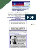 globalfire.tv - Putin - Die erste Sowjet-Regierung setzte sich überwiegend aus Juden zusammen