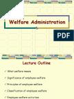 Welfare Administration345