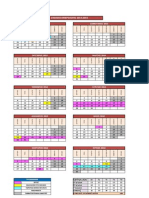 Ημερολόγιο Σχολικού έτους 2013-2014