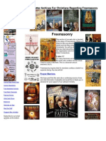 Strahlenfolter - Cuttingedge.org - Archives for Christians Regarding Freemasonry