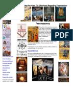 Strahlenfolter - Cuttingedge.org - Archives for Christians Regarding Freemasonry