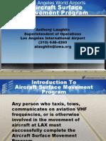 Aircraft Surface Movement Program 2