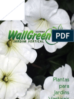 Catalogo Plant as Wall Green Web