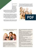 Los Adolescentes y Su Participacion Informada Ante Los Medios
