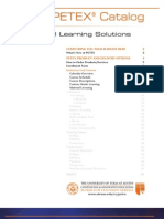 2012PETEX Courses
